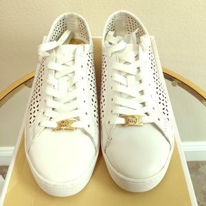 Michael Kors white Sneakers
